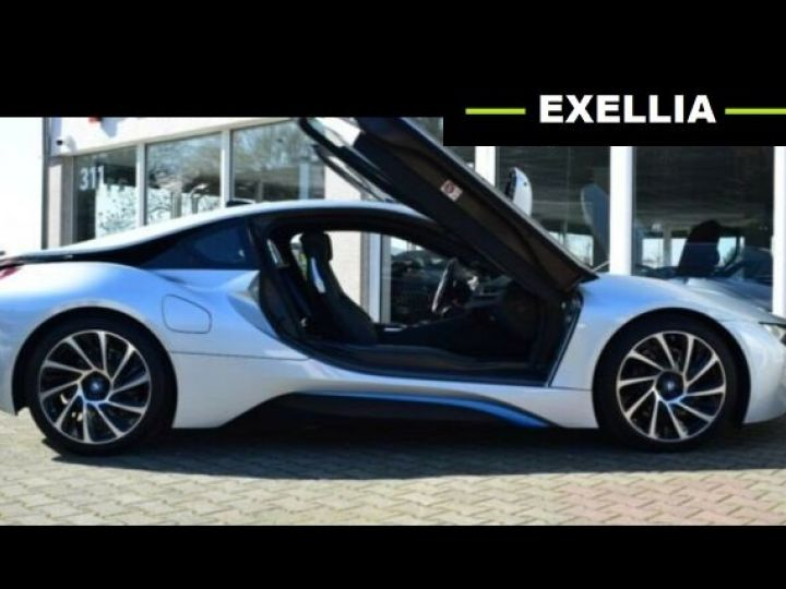 BMW i8 COUPE  GRIS Occasion - 7