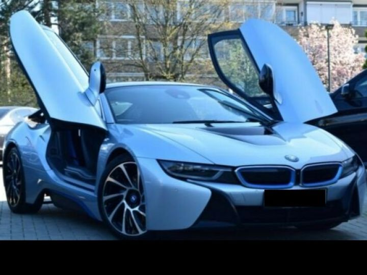 BMW i8 COUPE  GRIS Occasion - 18