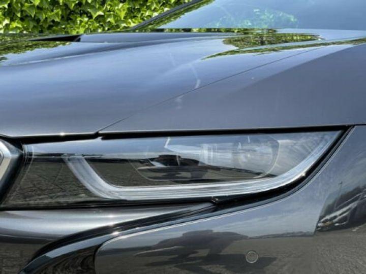 BMW i8 Coupé / ENCEINTE Harman/Kardon   AFFICHAGE Head-Up   GARANTIE 12 MOIS Noir métallisée  - 5