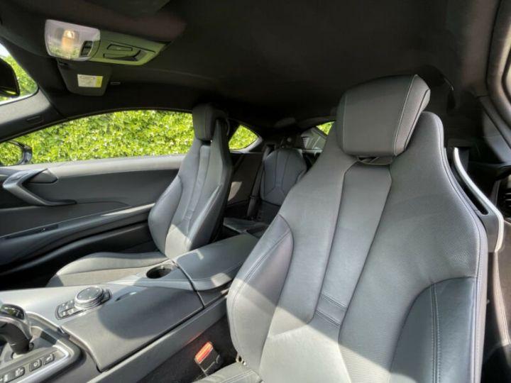 BMW i8 Coupé / ENCEINTE Harman/Kardon   AFFICHAGE Head-Up   GARANTIE 12 MOIS Noir métallisée  - 11
