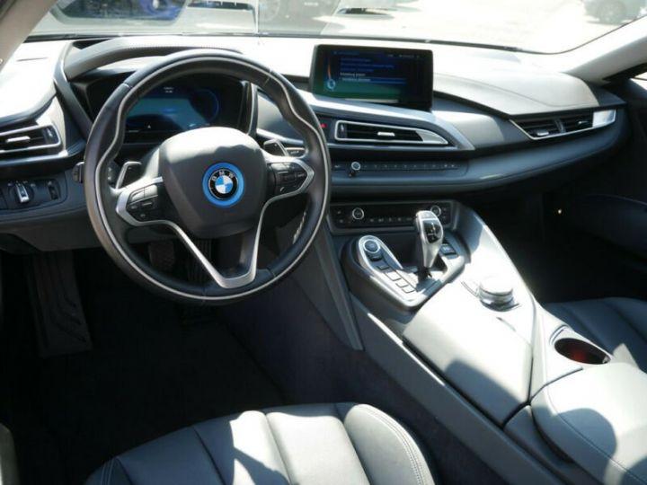 BMW i8 Coupé / ENCEINTE Harman/Kardon   AFFICHAGE Head-Up   GPS / BLUETOOTH / GARANTIE 12 MOIS  Noir et blanc - 4