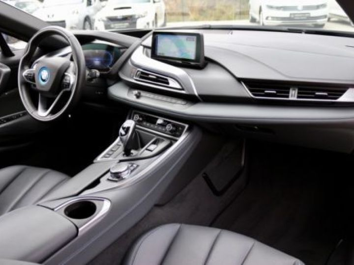 BMW i8 I12 KEY-GO HEAD-UP LED 1-HAND H/K GRIS Occasion - 10