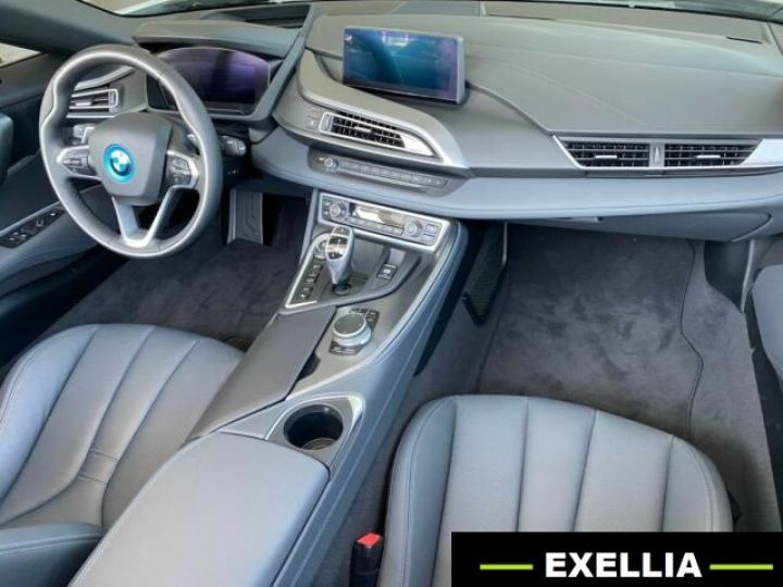 BMW i8 ROADSTER bleu misano  Occasion - 7