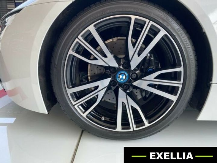 BMW i8 ROADSTER bleu misano  Occasion - 10