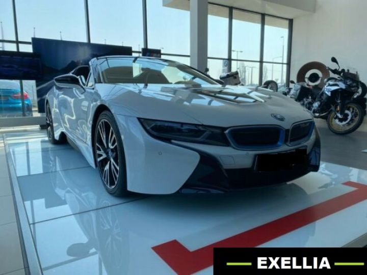 BMW i8 ROADSTER BLANC  Occasion - 1