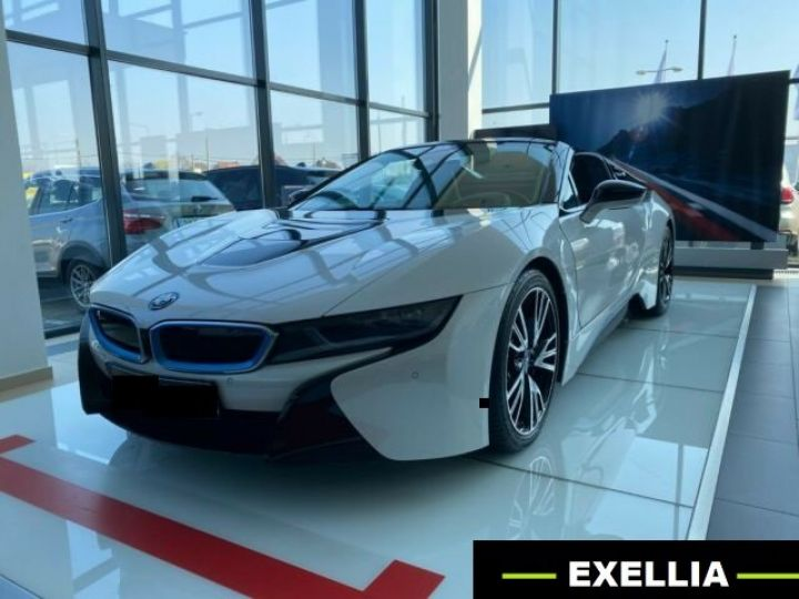 BMW i8 ROADSTER BLANC  Occasion - 11