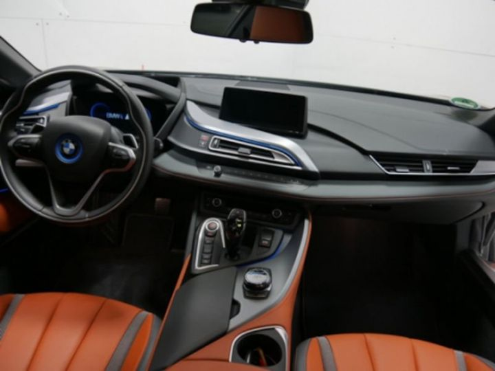 BMW i8 ROADSTER FROZEN GREY ORANGE  Occasion - 5