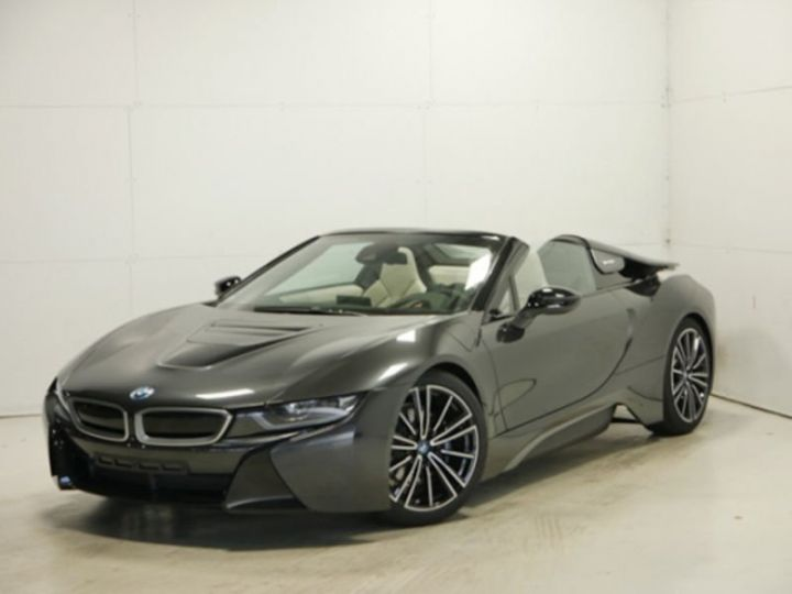 BMW i8 ROADSTER FROZEN GREY GRIS Occasion - 1