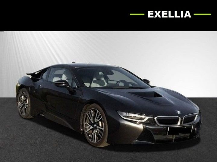BMW i8 X DRIVE  gris sophisto Occasion - 1