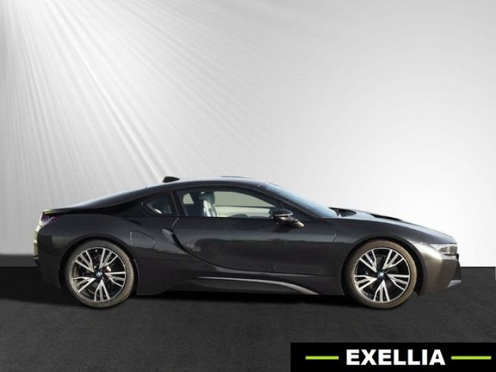 BMW i8 X DRIVE  gris sophisto Occasion - 2