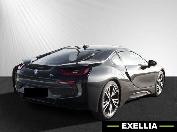 BMW i8 X DRIVE  gris sophisto Occasion - 3