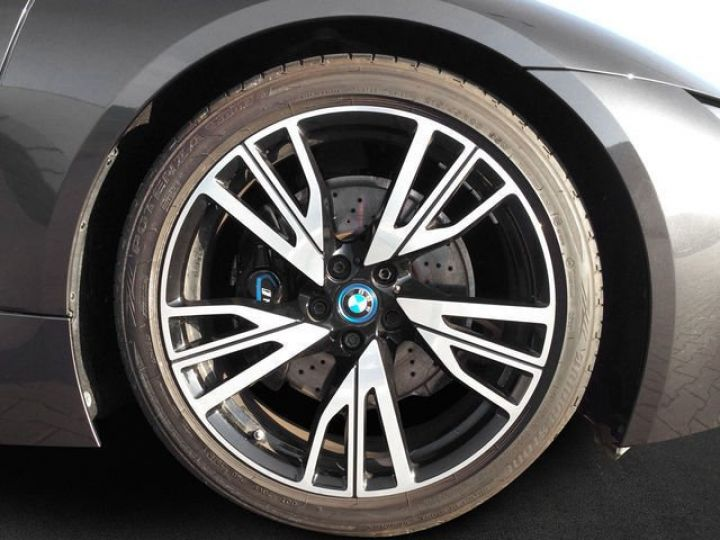 BMW i8 X DRIVE  gris sophisto Occasion - 4