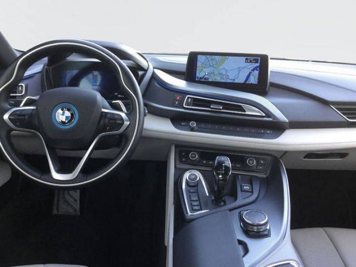 BMW i8 X DRIVE  gris sophisto Occasion - 6