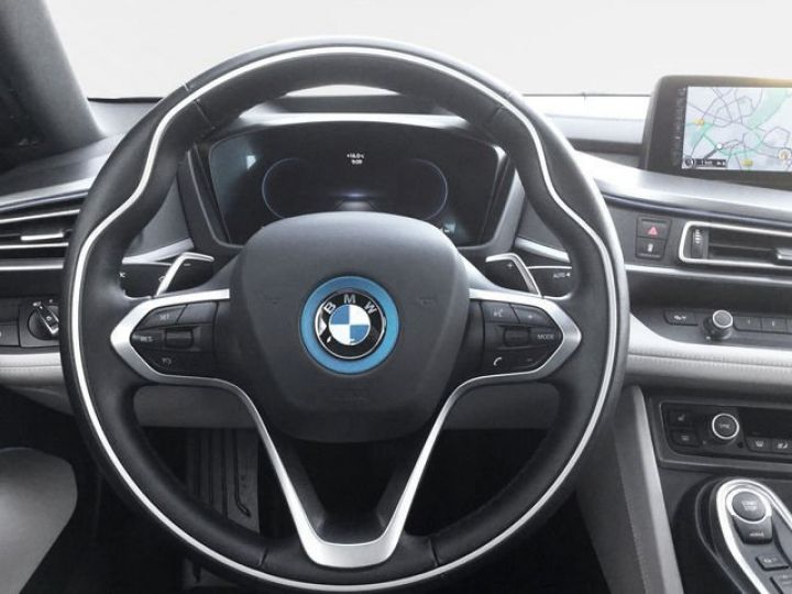 BMW i8 X DRIVE  gris sophisto Occasion - 7