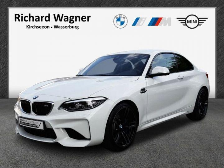 BMW M2 blanc - 1
