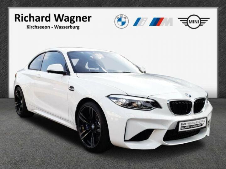 BMW M2 blanc - 2