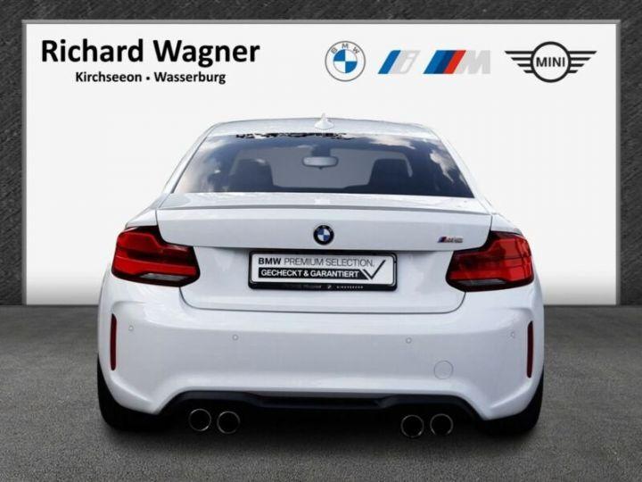 BMW M2 blanc - 3