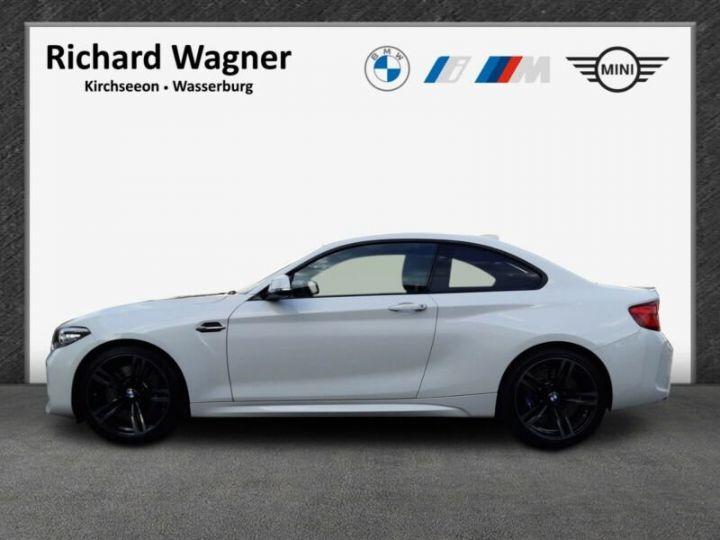 BMW M2 blanc - 4