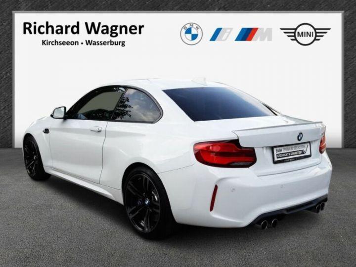 BMW M2 blanc - 5