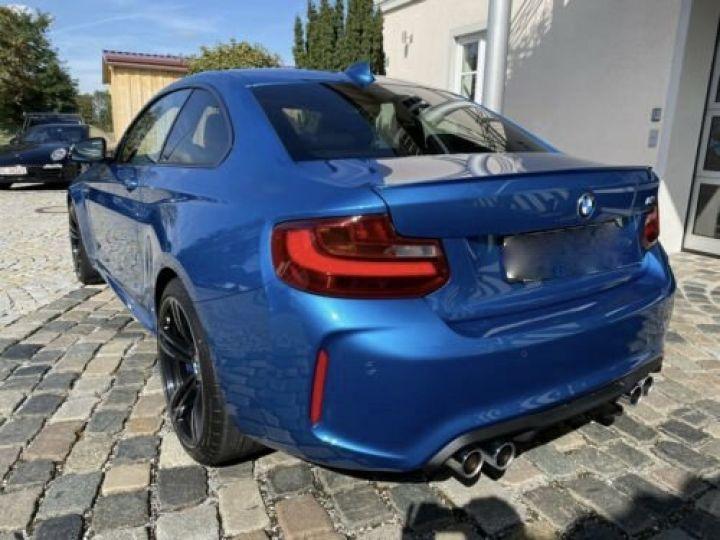 BMW M2 BLEU - 3