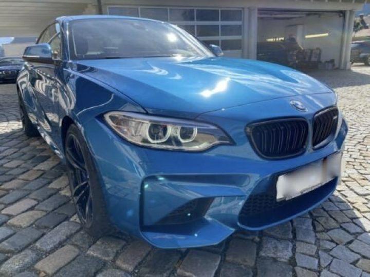 BMW M2 BLEU - 5