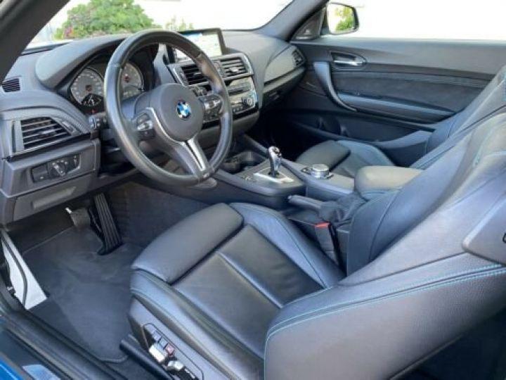 BMW M2 BLEU - 8