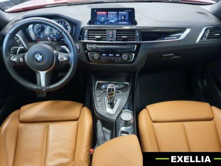 BMW M2 240i  ROUGE PEINTURE METALISE  Occasion - 5