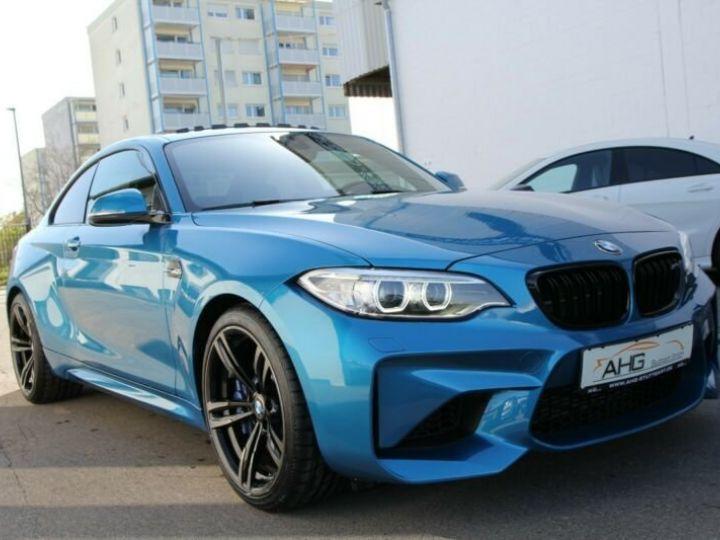 BMW M2 BMW M2, Coupé/370 CV,/Garantie 12mois/ bleu - 1