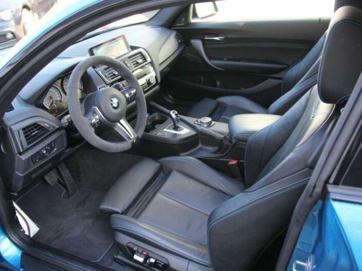 BMW M2 BMW M2, Coupé/370 CV,/Garantie 12mois/ bleu - 2