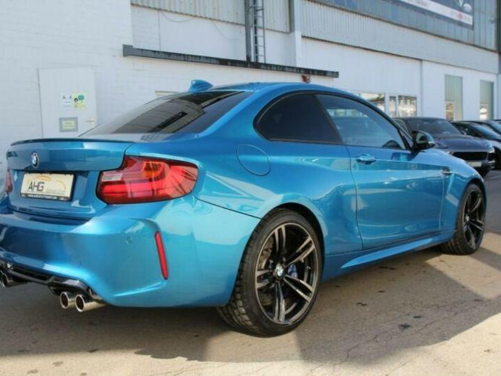 BMW M2 BMW M2, Coupé/370 CV,/Garantie 12mois/ bleu - 4
