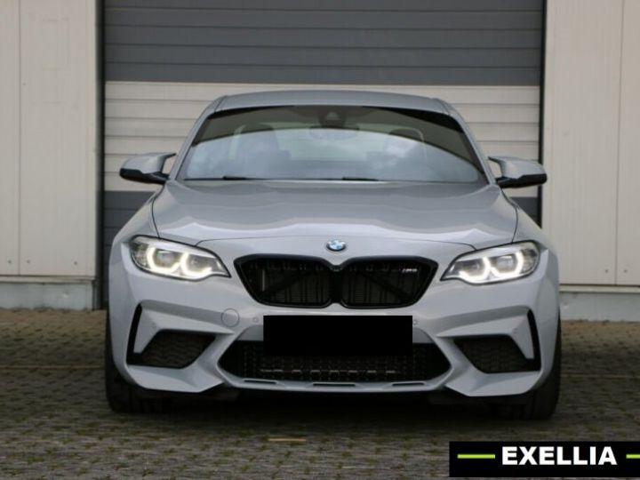 BMW M2 COMPÉTITION Argente Peinture Metalise Occasion - 1