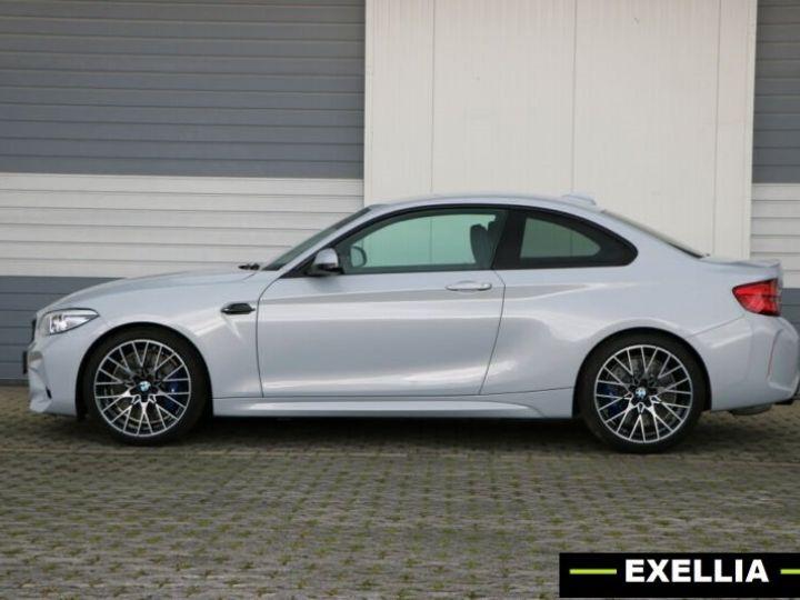 BMW M2 COMPÉTITION Argente Peinture Metalise Occasion - 2