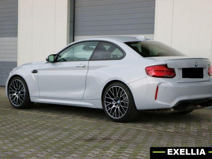 BMW M2 COMPÉTITION Argente Peinture Metalise Occasion - 3