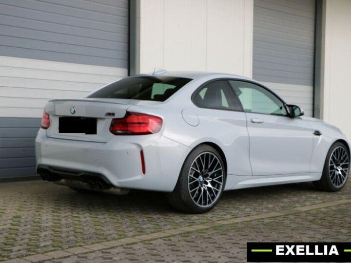 BMW M2 COMPÉTITION Argente Peinture Metalise Occasion - 4