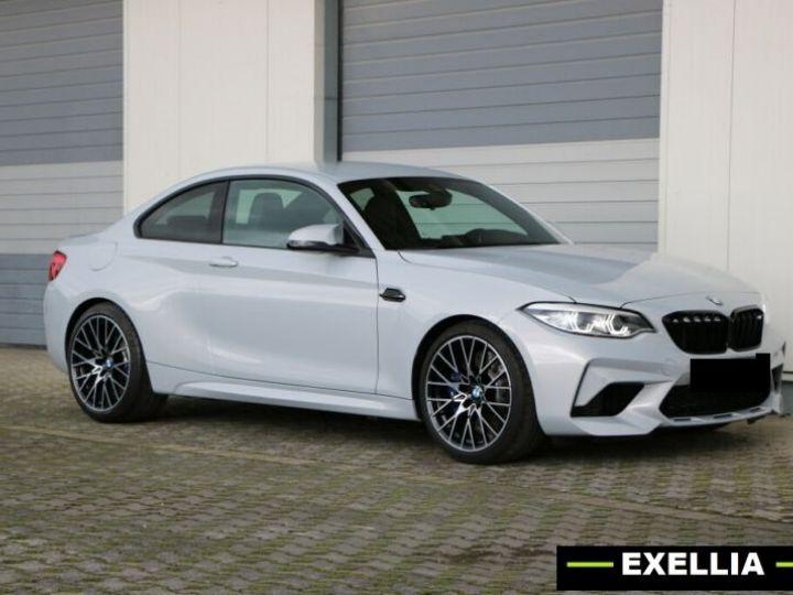 BMW M2 COMPÉTITION Argente Peinture Metalise Occasion - 5