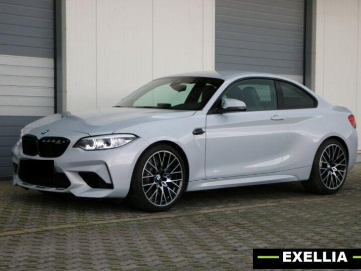BMW M2 COMPÉTITION Argente Peinture Metalise Occasion - 16