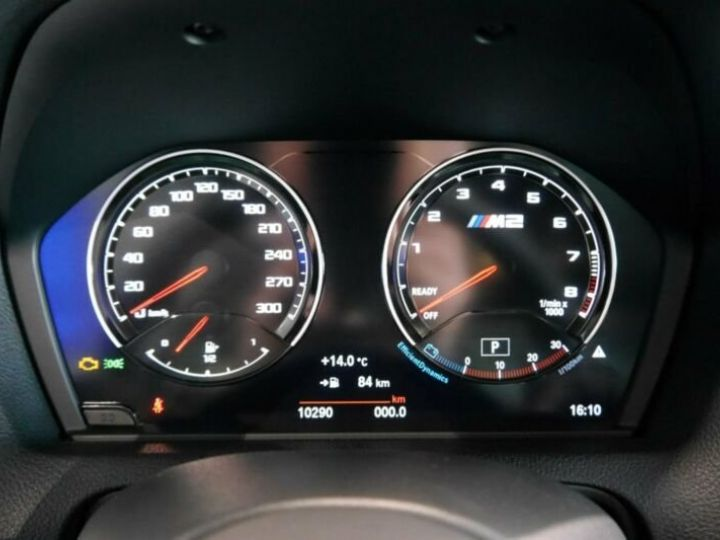 BMW M2 COMPETITION DKG 450 GRIS HOCKENHEIM  Occasion - 13