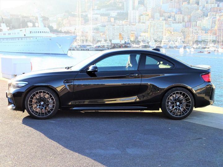 BMW M2 COUPE COMPETITION DKG  411 CV - MONACO Black Sapphire Metal - 4