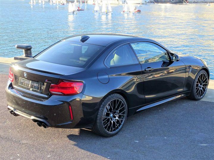 BMW M2 COUPE COMPETITION DKG  411 CV - MONACO Black Sapphire Metal - 5