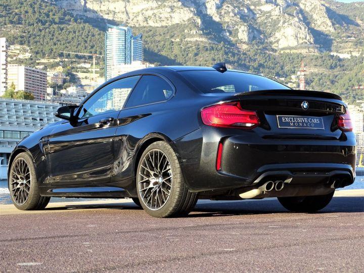 BMW M2 COUPE COMPETITION DKG  411 CV - MONACO Black Sapphire Metal - 6