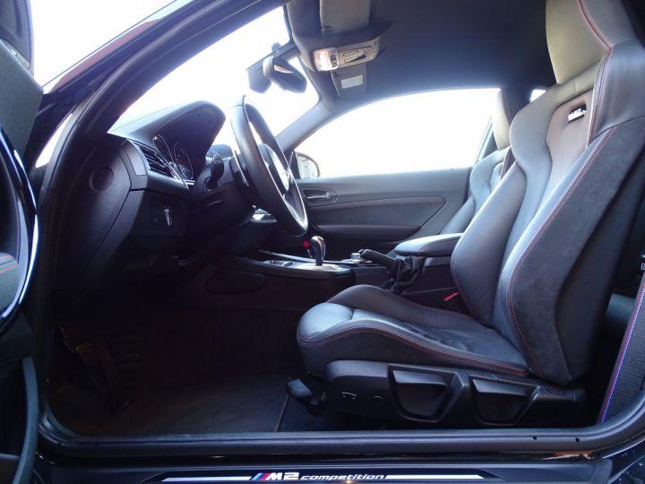 BMW M2 COUPE COMPETITION DKG  411 CV - MONACO Black Sapphire Metal - 8