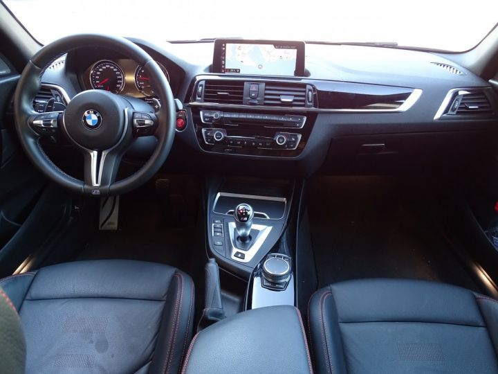 BMW M2 COUPE COMPETITION DKG  411 CV - MONACO Black Sapphire Metal - 11