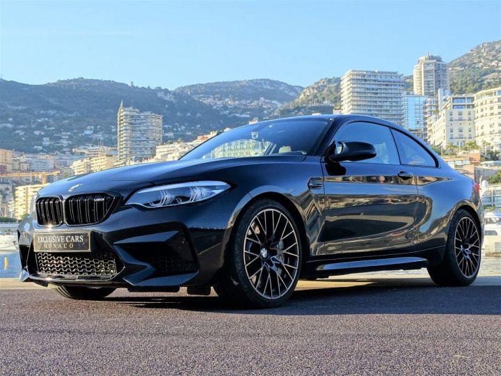 BMW M2 COUPE COMPETITION DKG  411 CV - MONACO Black Sapphire Metal - 15