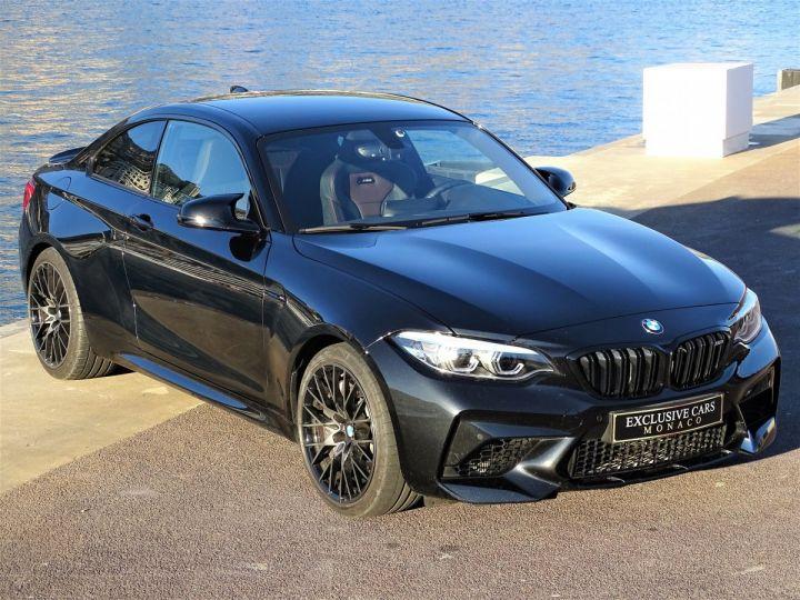 BMW M2 COUPE COMPETITION DKG  411 CV - MONACO Black Sapphire Metal - 16