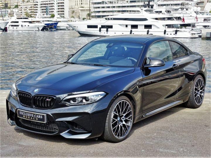 BMW M2 COUPE DKG 370 CV - MONACO Black Sapphire Metal - 1