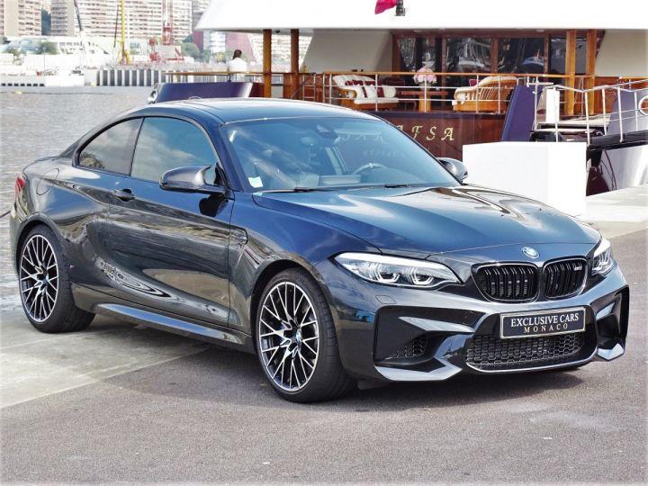 BMW M2 COUPE DKG 370 CV - MONACO Black Sapphire Metal - 2