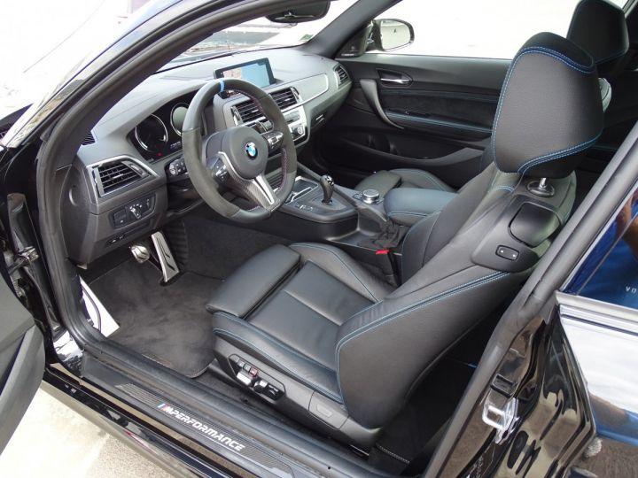 BMW M2 COUPE DKG 370 CV - MONACO Black Sapphire Metal - 7