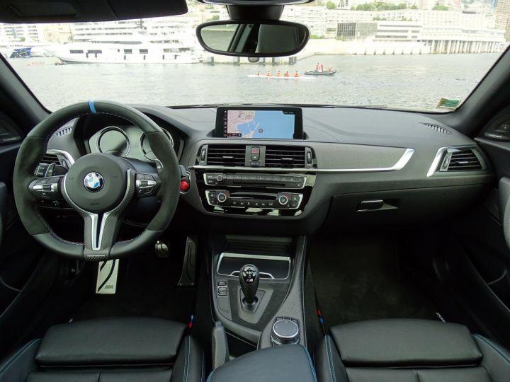 BMW M2 COUPE DKG 370 CV - MONACO Black Sapphire Metal - 8