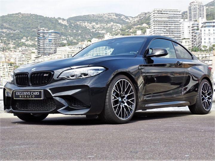 BMW M2 COUPE DKG 370 CV - MONACO Black Sapphire Metal - 11