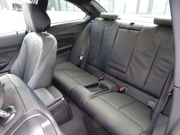 BMW M2 COUPE DKG 370 CV - MONACO Black Sapphire Metal - 16